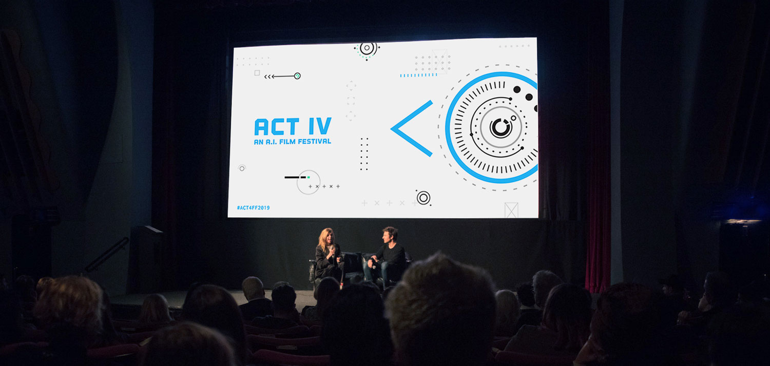 ACT IV: An A.I. Film Festival